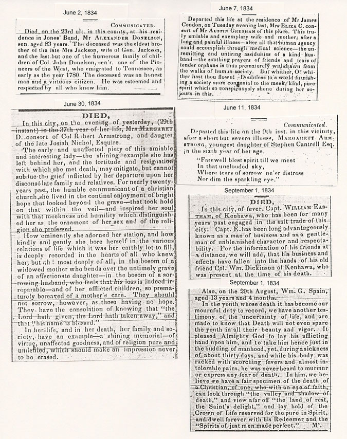 Obits 1834 page1