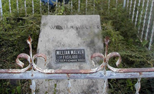 William Walker Tombstone